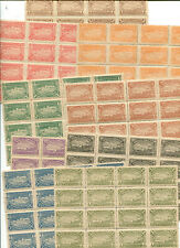 DOMINICAN REP. 1900 MNH 16 SETS - 656