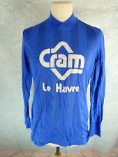 LOT 3 maillots foot amateur Club le Havre