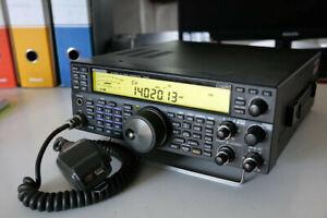 Kenwood TS-590S HF rtx transceiver