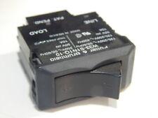 P&B W33-S1N1Q-10 CIRCUIT BREAKER THRM 10A 250VAC 50VDC