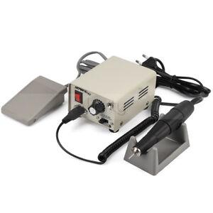 Strong90 65W 35000RPM Electric Nail Art Drill Machine Pedicure Polishing Machine