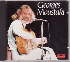 Georges Moustaki (CD, 1983, Polydor) West Germany