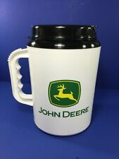 New BETRAS, John Deere 64oz Insulated Travel Mug, Made in the USA