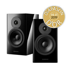 Paire d'enceintes DYNAUDIO - Evoke 20 - Black High Gloss