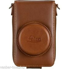 Leica D-Lux 4 Case Leather Brown