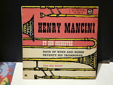 HENRY MANCINI Days of wine and roses RCA VISTOR 75740 S