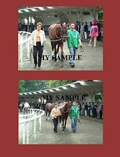 "2 Funny Cide 2005 Belmont Park Brooklyn Handicap Horse Racing 8"" x 10"" Photos #1"