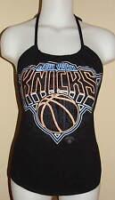 Womens New York Knicks NBA Basketball Shirt Halter Top DiY