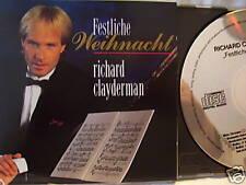 Richard Clayderman- Festliche Weihnacht- POLYDOR 1990 WIE NEU