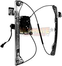 Rear Window Regulator Drivers LH w/Motor for 02-07 Buick Rendezvous