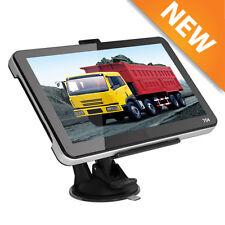 7'' Automobile Portable GPS Navigator Sat Nav Navigation System for Car Truck OY