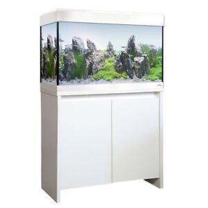 *BRAND NEW* Fluval Roma 125 Litre Aquarium & Cabinet: Complete Setup