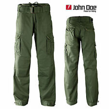 Pantaloni Kamikaze-Defense John Doe Cargo Regular cut Olive 36/L32