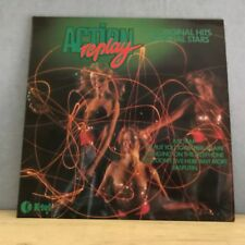 VARIOUS ARTISTS Action Replay 1978 UK vinyl LP EXCELLENT CONDITION c