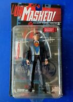 "DC DIRECT UNMASKED ~ SUPERMAN / CLARK KENT 7"" ACTION FIGURE Series 2 ~ NIB NEW"