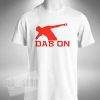 Dab On Mens T-Shirt Football Pogba Man U United Premier League Manchester Dab