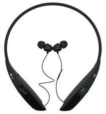 Genuine LG Tone Ultra HBS-810 Wireless Bluetooth Neckband Stereo Headset - Black