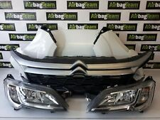Citroen Relay Professional 2018 2.0L Diesel Complete Front End White