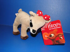 Rudolph The Red Nose Reindeer CLARICE Plush Christmas Soft Stuffed Animal  NEW