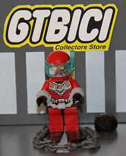 LEGO SUPER HEROES DC MINIFIGURA  ``SCUBA ROBIN´´  Ref 76027 100X100 ORIGINAL