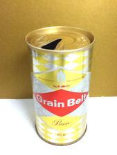 """Grain belt beer metal pull tab can 12 oz. grain belt breweries MN 4.75"""" AS1"""