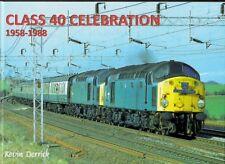 Class 40 Celebration 1958-1988 NEW Strathwood Railway Book