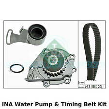 INA Water Pump & Timing Belt Kit (Engine, Cooling) - 530 0242 30 - EO Quality