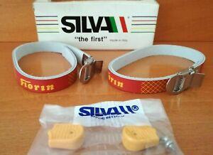 Nos Silva Fiorin toe leather straps new