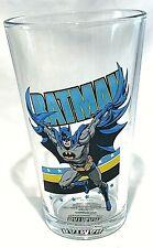 Batman Collectors Drinking Glass DC Comics Cartoon Tumbler
