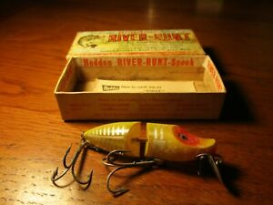 Heddon River Runt Spook Floater in the box XRY