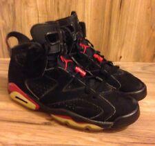 RARE🔥 2009 Nike Air Jordan Vl 6 Retro Varsity Red Bred 384664-061 sz 10