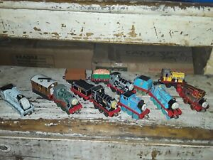 Vintage Ertl Thomas the Tank Engine and Friends Die Cast Train lot