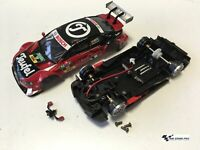 "Carrera Audi RS5 DTM ""M.Molina, No.17"" Karosserie + Chassis aus 30741"