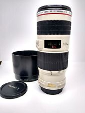 Canon EF 70-200mm f4 IS L USM