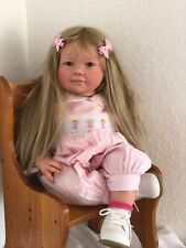 Teady To Ship Reborn Doll Baby Girl Toddler AVERY by Jannie De Lange