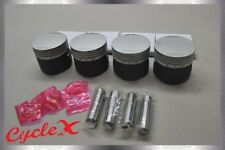 "Honda CB750 69-78 ""K"" SOHC ....  ""Triple Coated"" +.50 Piston Set ... Cafe, Race"
