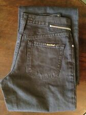 """SEAL KAY NERO DONNA Boot Cut jeans 26 """" 35L"""