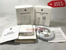 12W USB Wall Charger Power Adapter For Apple iPad Mini 2 3 4 Air iPhone 5 6 7