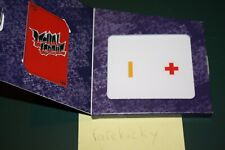 The Bit Trip Beat + Core Official CD Soundtrack Blind Box w/Card NEW SEALED LRG!
