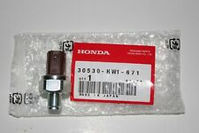 NEW OEM HONDA AQUATRAX F12X F15X R12X TURBO KNOCK SENSOR 30530-HW1-671