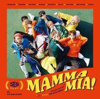 K-POP SF9 4th Mini Album [MAMMA MIA!] CD+Cover+64p Booklet+2p Photocard Sealed