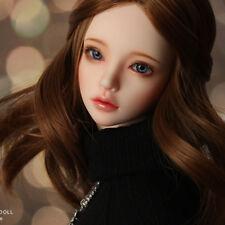 1/4 Bjd Doll Girl FID Mari 45cm Tall Resin Free Face Make Up + Free Eyes