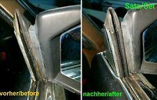 Satz - Mercedes W123 C123 Coupé CE CD Abdichtung Dichtung Laufschiene 1237200117