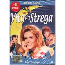 Vie De Strega Saison 7 DVD Elizabeth Duffel coat fermé 8013123028921