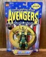 Loki Vintage Avengers Earth's Mightiest Heroes Action Figure 1997 Toybiz Marvel