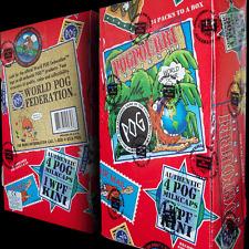 POGS 1995 Boîte Scellée USA pogpourri Series 3 World tour-ULTRA RARE-pog Shop