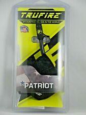 New 2018 Tru Fire Patriot Release - PT - Hook and Loop Fastener Wrist Strap