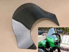 Smoked Lip Windshield Windscreen Shield for Harley Dyna Sportster Softail H1151S