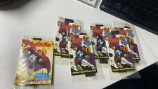 Marvel Comics / Combos Snack 'Combo Man' Pre-Paid 5-Minute Phone Card Lot of 6
