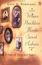 Where Peachtree Meets Sweet Auburn : A Saga of Race and Family by Gary M....